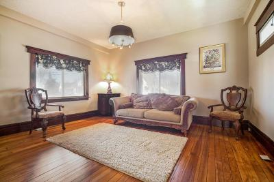 Hebron OH Single Family Home For Sale: $125,000