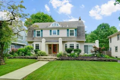 Upper Arlington Single Family Home For Sale: 1794 Coventry Road