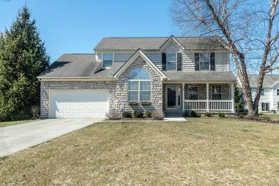 Westerville Single Family Home For Sale: 6428 Riviera Court