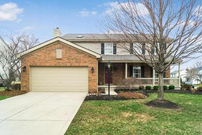 Hilliard Single Family Home For Sale: 5006 Edgeley Drive