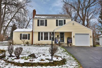 Worthington Single Family Home For Sale: 516 Colonial Avenue