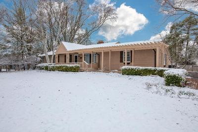 Upper Arlington Single Family Home Contingent Finance And Inspect: 3510 W Henderson Road