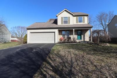 Grove City Single Family Home For Sale: 6381 Ewen Circle
