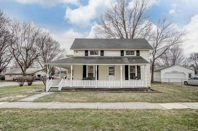 Union County Single Family Home Contingent Finance And Inspect: 245 W Ottawa Street