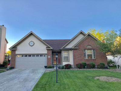 Grove City Single Family Home For Sale: 1274 Misty Pine Court
