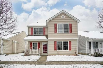 Grove City Single Family Home For Sale: 4266 Tigertail Lane