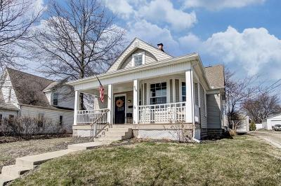 Union County Single Family Home For Sale: 728 W 4th Street