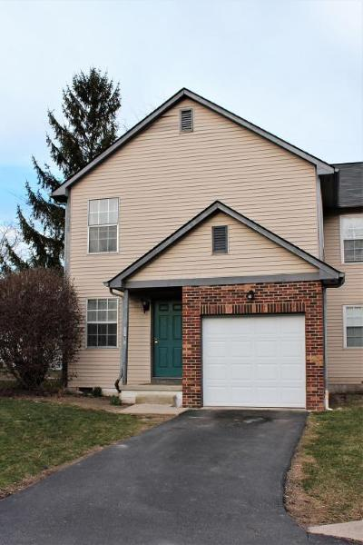 Hilliard Condo Contingent Finance And Inspect: 4814 Prince Charles Way #29A