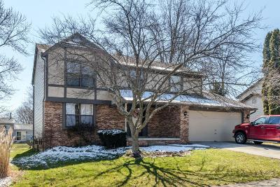 Powell Single Family Home For Sale: 1799 Darrow Drive