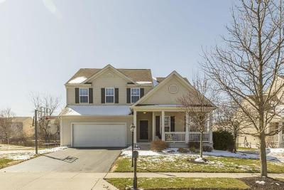 Blacklick Single Family Home Contingent Finance And Inspect: 7609 Schneider Way