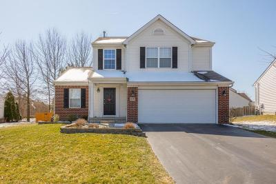 Westerville Single Family Home For Sale: 839 Tree Bend Drive