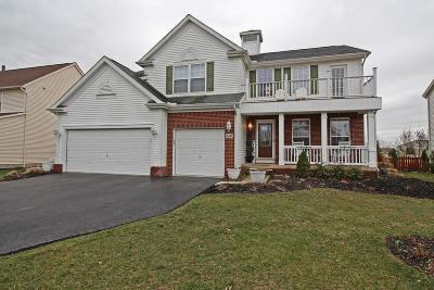 Canal Winchester Single Family Home Contingent Finance And Inspect: 6347 Galston Court