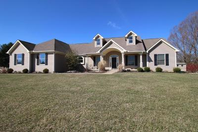 Delaware Single Family Home For Sale: 4586 Liberty Road