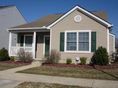 Dublin Single Family Home Contingent Finance And Inspect: 5522 Russell Fork Drive