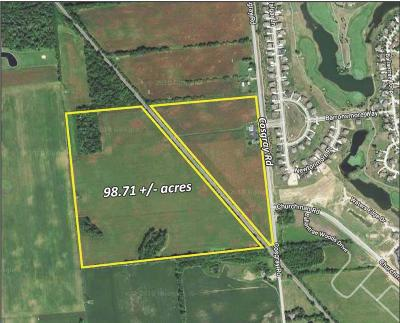 Dublin Residential Lots & Land For Sale: 5713 Cosgray Road