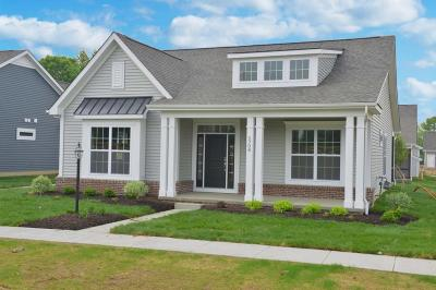 Westerville Condo For Sale: 5708 Camlin Place N #Lot 2