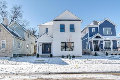 Columbus Single Family Home For Sale: 1305 Westwood Avenue
