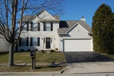 Westerville Single Family Home For Sale: 6780 Annelise Lane