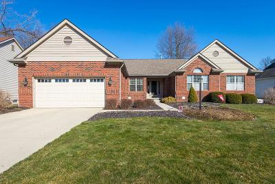 Hilliard Single Family Home For Sale: 4740 Strayer Drive