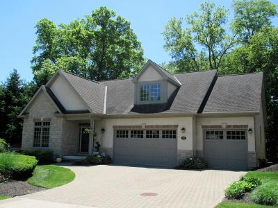 Columbus Single Family Home For Sale: 787 Maple Hill Boulevard