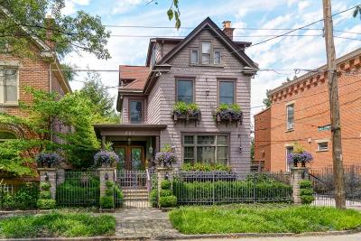Columbus Single Family Home For Sale: 865 Ebner Street