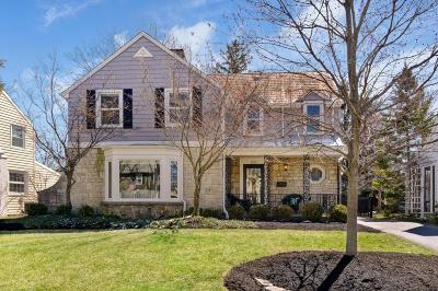 Upper Arlington Single Family Home Contingent Finance And Inspect: 1805 Guilford Road