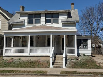 Columbus OH Single Family Home For Sale: $179,000