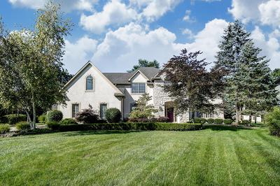 Westerville Single Family Home For Sale: 6152 Peppergrass Court