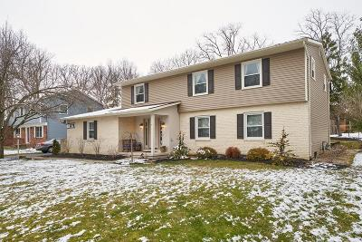 Columbus OH Single Family Home For Sale: $369,900