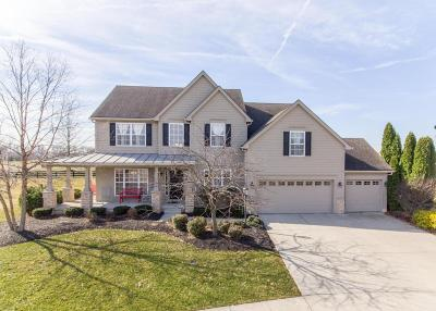 Powell Single Family Home For Sale: 3855 Northway Circle