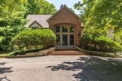 Galena Single Family Home Contingent Finance And Inspect: 10158 Hoover Woods Road