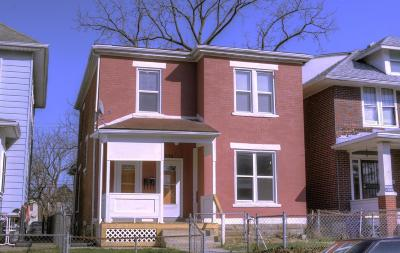 Columbus OH Multi Family Home For Sale: $167,500