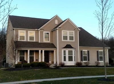 Powell Single Family Home For Sale: 3229 Winding Woods Drive