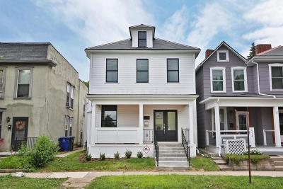 Columbus Single Family Home For Sale: 216 W 3rd Avenue
