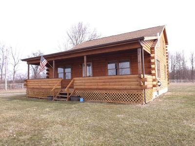 Single Family Home Contingent Finance And Inspect: 207 County Road 24