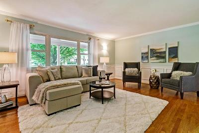 Columbus Single Family Home For Sale: 1518 Trentwood Road