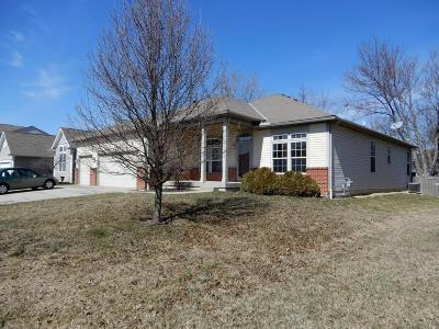 Single Family Home For Sale: 4778 Adwell Loop