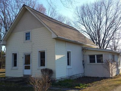 Single Family Home For Sale: 1225 Rome Corners Road