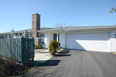 Hilliard Condo Contingent Finance And Inspect: 2499 Crystal Springs Drive