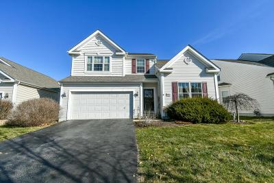 Dublin Single Family Home Contingent Finance And Inspect: 5970 Myrick Road