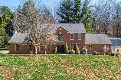 Granville Single Family Home For Sale: 3198 Raccoon Valley Road