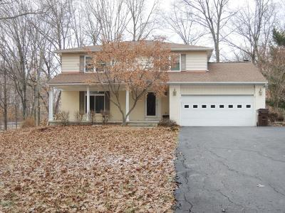 Galena Single Family Home Contingent Finance And Inspect: 9159 Knoll Drive