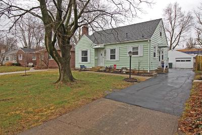 Single Family Home Sold: 335 E Weisheimer Road