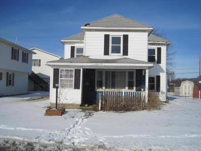 Washington Court House OH Single Family Home For Sale: $19,900