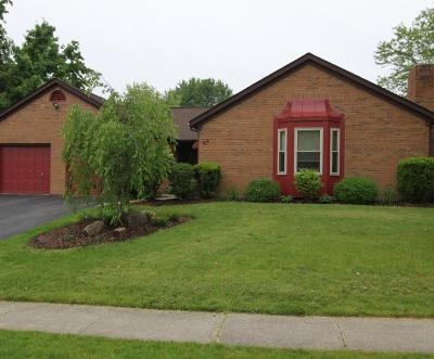 Westerville Multi Family Home Sold: 90 Groton Drive