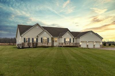 Pickerington Single Family Home For Sale: 6330 Busey Road