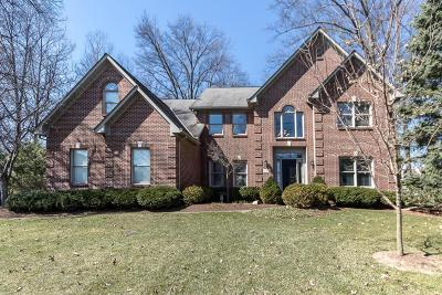 Westerville Single Family Home Contingent Finance And Inspect: 6120 Wingstem Street