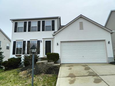Lithopolis Single Family Home For Sale: 40 W Twin Maple Avenue
