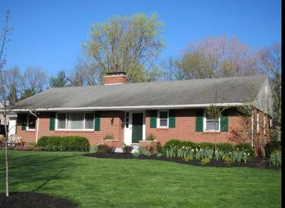 Upper Arlington Single Family Home Contingent Finance And Inspect: 3024 Derby Road