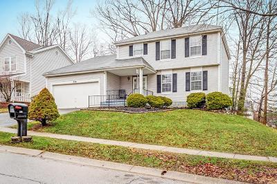 Gahanna Single Family Home Contingent Finance And Inspect: 256 Sumption Drive